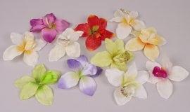 Искусственные головки орхидей