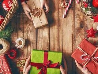 Как преподнести подарок на Новый год?