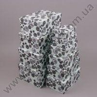 Комплект коробок для подарунків 10 шт 24431