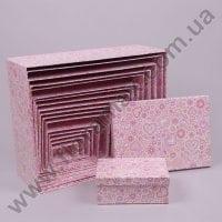 Комплект коробок для подарков 18 шт 24241