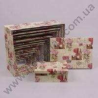 Комплект коробок для подарков 18 шт. 24422