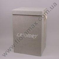 Корзина для белья с ткани 30537