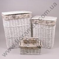 Комплект корзин для белья 5 шт. 5205
