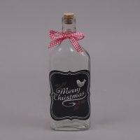 Бутылка стеклянная 24609