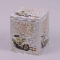Коробка металева 26112