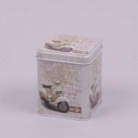 Коробка металева 26114