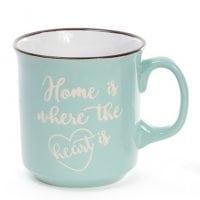 Чашка керамическая Home 0,46 л. 28133