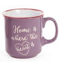 Чашка керамическая Home 0,46 л. 28134