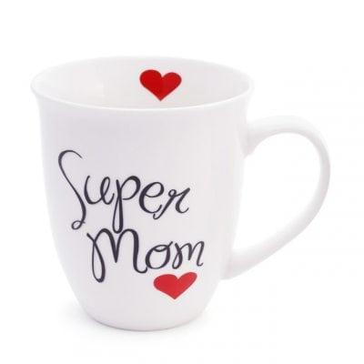 Фото Чашка керамическая Super Mom 0,5 л. 28145