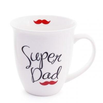 Фото Чашка керамическая Super Dad 0,5 л. 28146