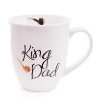 Чашка керамическая King Dad 0,5 л. 28148