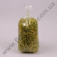 Стружка деревянная оливковая 70 гр. 8857