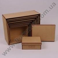 Комплект коробок для подарунків 10 шт. 40737