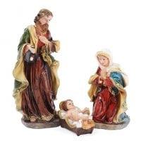 Рождественский Вертеп (набор из 3-х фигур) 11765