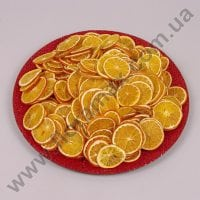 Апельсин декоративный резаный 3-5 см. (1 кг.) 21585