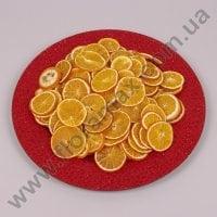Апельсин декоративный резаный 3-5 см. (250 гр.) 21589