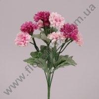 Букетик Бархоток темно-розовый 71125