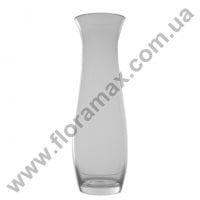Ваза скляна H-40 см. 8216