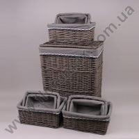Комплект корзин для белья 10 шт. 5316