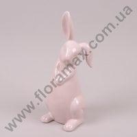 Фігурка Зайчик рожевий 26670