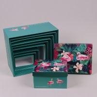Комплект коробок для подарков 10 шт. 41050