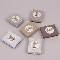 Коробка для подарунків мікс 24 шт. (ціна за 1 шт.) 41134