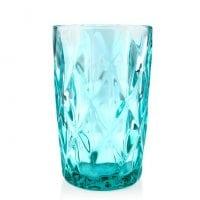 """Комплект изумрудных стеклянных стаканов """"Elise"""" 300 мл. 6 шт. 30655"""