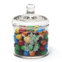 Ємність скляна для солодощів 0,4 л. 31108