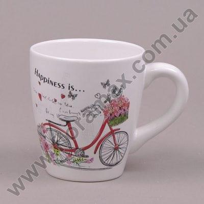 Фото Чашка Велосипед 0,5 л. 26285
