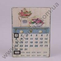 Календарь металлический 24274