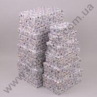Комплект коробок для подарунків 10 шт. 24433