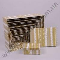 Комплект коробок для подарунків 18 шт 24242