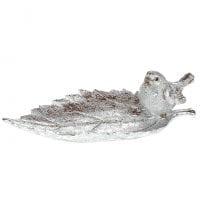 Блюдо декоративное серебряное 21 см. 11265