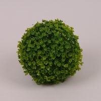Куля декоративна яскраво-зелена D-13 см. 71771