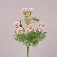 Букетик Гвоздик рожевий 30 см. 71720