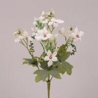 Букетик Весенний белый 30 см. 71723