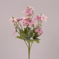 Букетик Весенний розовый 30 см. 71724