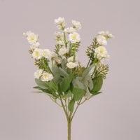 Букетик Весенний белый 35 см. 71731