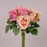 Букет Троянд темно-рожевий 71780