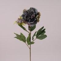 Цветок Пион синий 72116