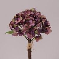 Букет Гортензії темно-фіолетовий 71939