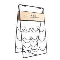 Подставка для вина металлическая 30697