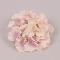 Головка Гортензии розовая 23792