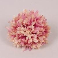 Головка Хризантемы пастельно-розовая 23803