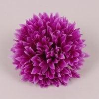 Головка Хризантемы фиолетовая 23807