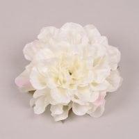 Головка Троянди біло-рожева 23814