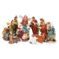 Рождественский Вертеп (набор из 11-ти фигур) 11604