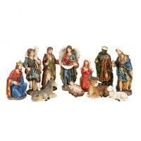 Рождественский Вертеп (набор из 11-ти фигур) 11606