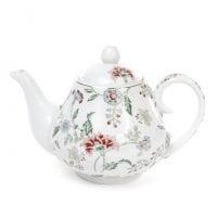 Чайник керамічний Альпійський сад 1 л. 31703
