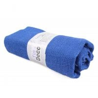 Ткань из мешковины синяя 90 см. х 3 м . 5057